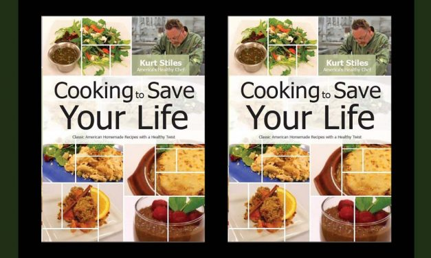 Cooking to Save Your Life – More than a Cookbook