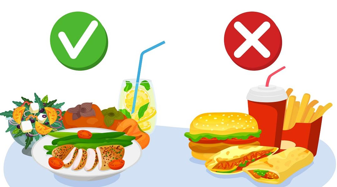 Managing Weight: Good Foods vs. Bad Foods