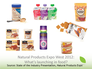 Trend Products at Natural Products Expo West