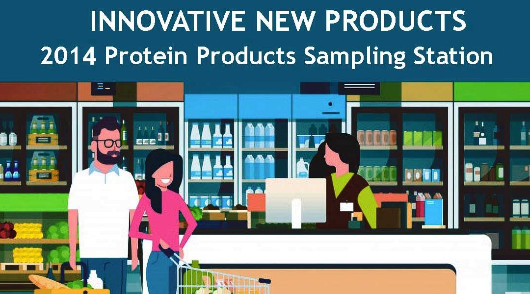 2014 Innovative New Protein Products