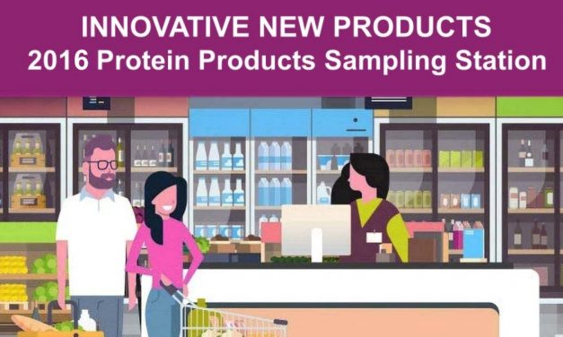 2016 Innovative New Protein Products