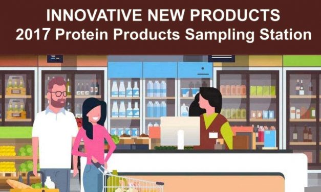 2017 Innovative New Protein Products