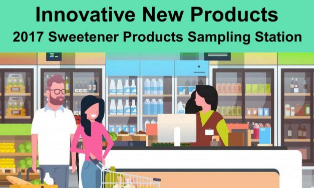 2017 Innovative New Sweetener Products