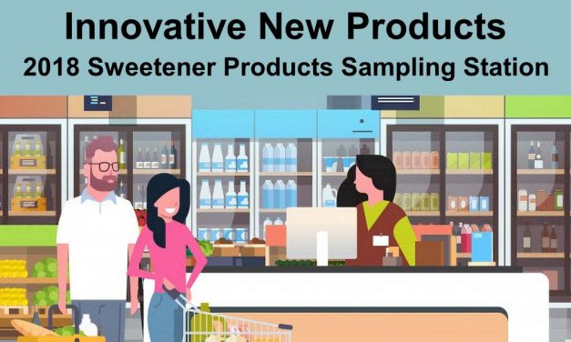 2018 Innovative New Sweetener Products