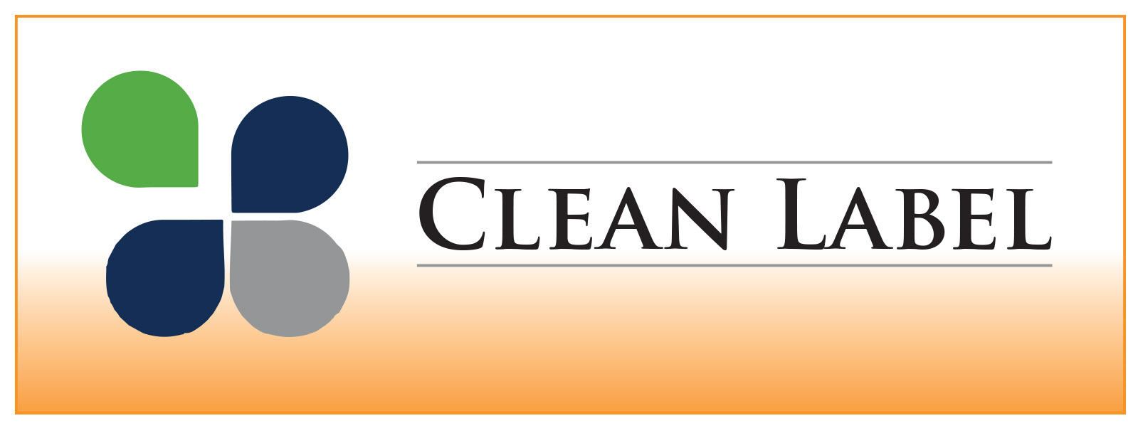CLEAN Label Generic Logo