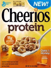 Cheerios Protein 2015 Sampling Station