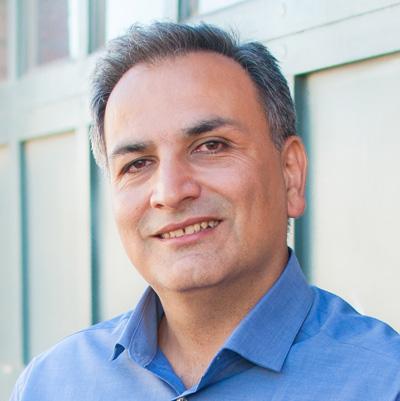 Dariush Ajami headshot