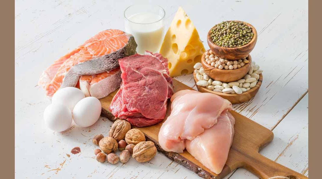 El mercado mundial de proteínas