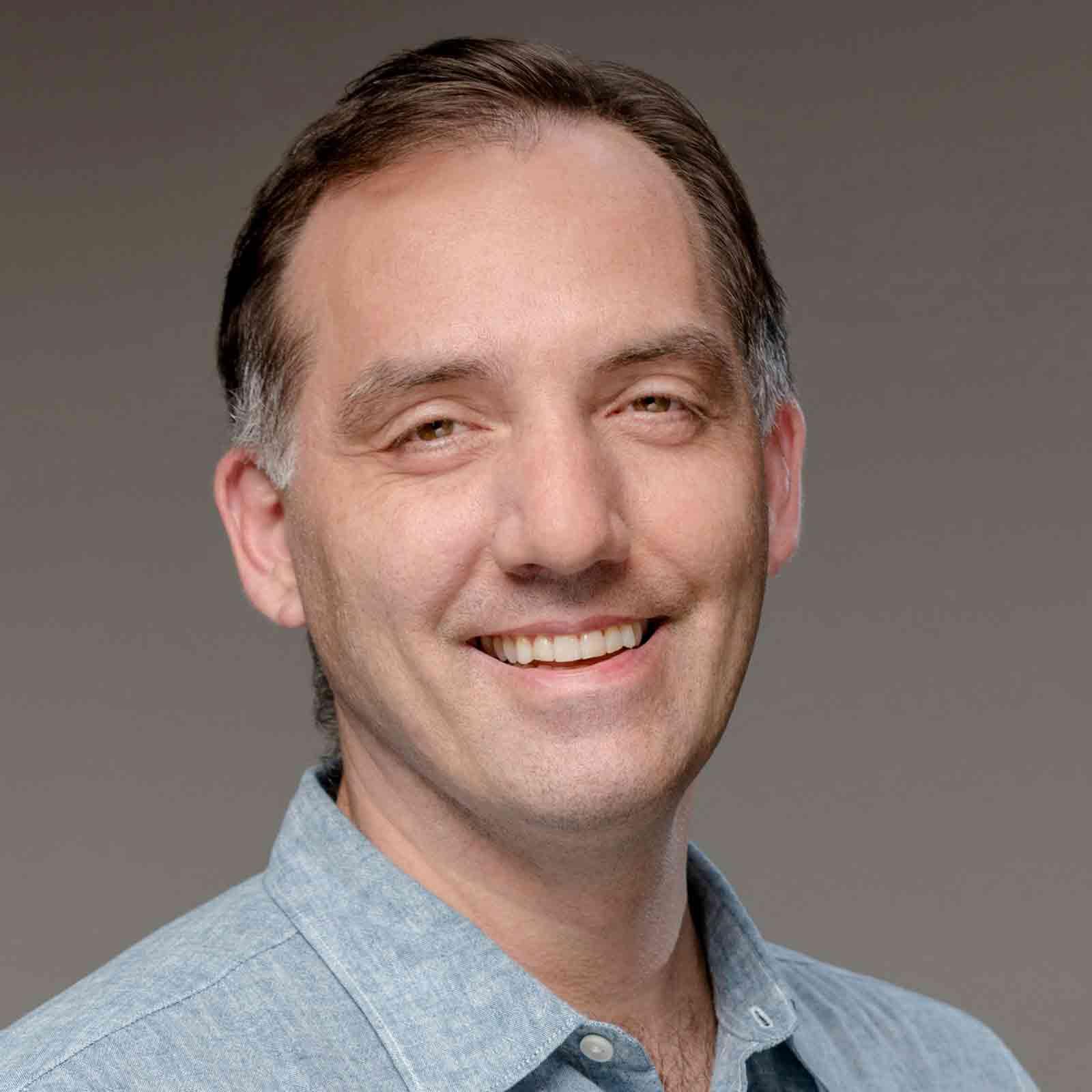 Mark Haas headshot