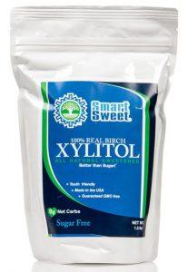 2018 Birch xylitol sweetener sampling