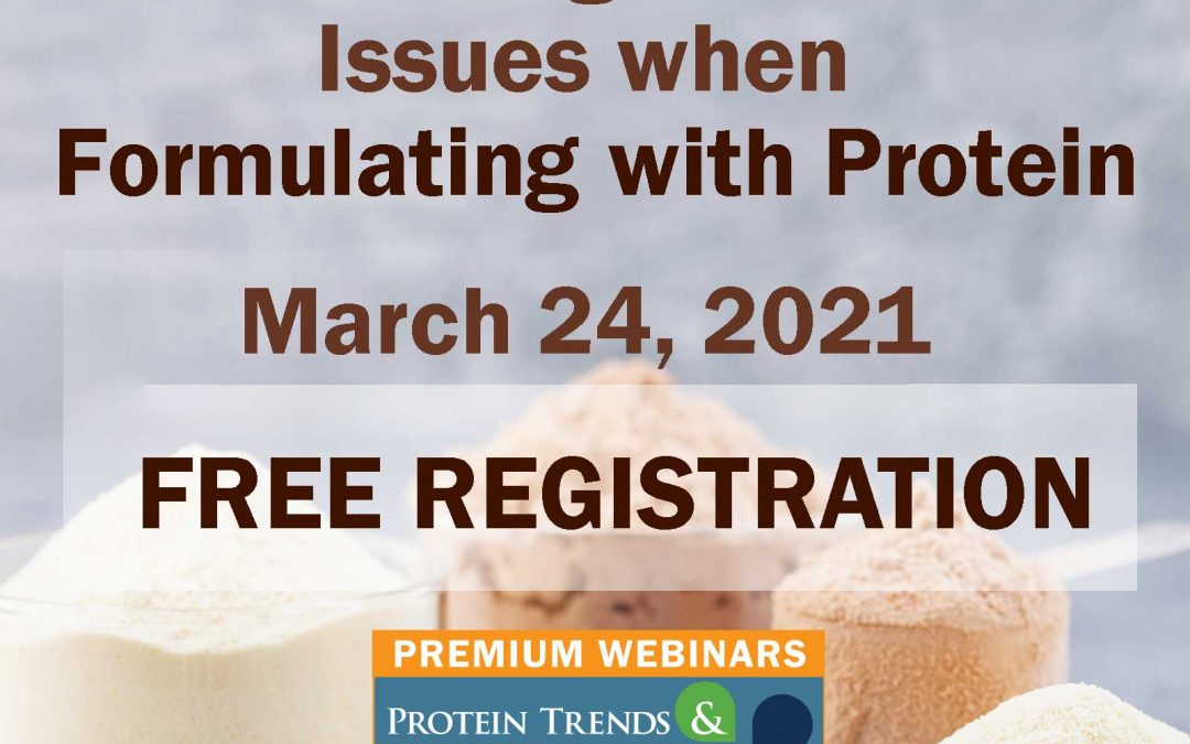 Overcoming Formulation Issues When Formulating with Proteins
