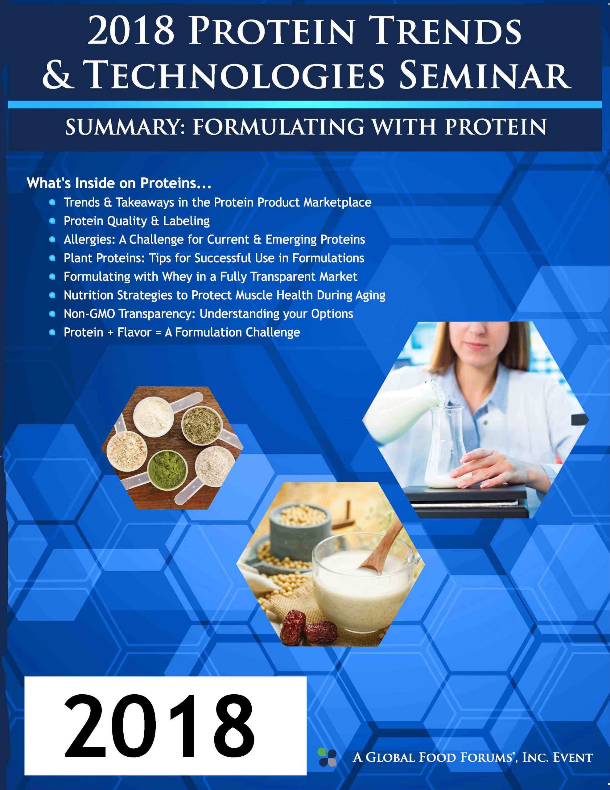 2018 Protein Trends Technologies Formulating Magazine_COVER
