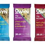 OWYN bars protein gallery